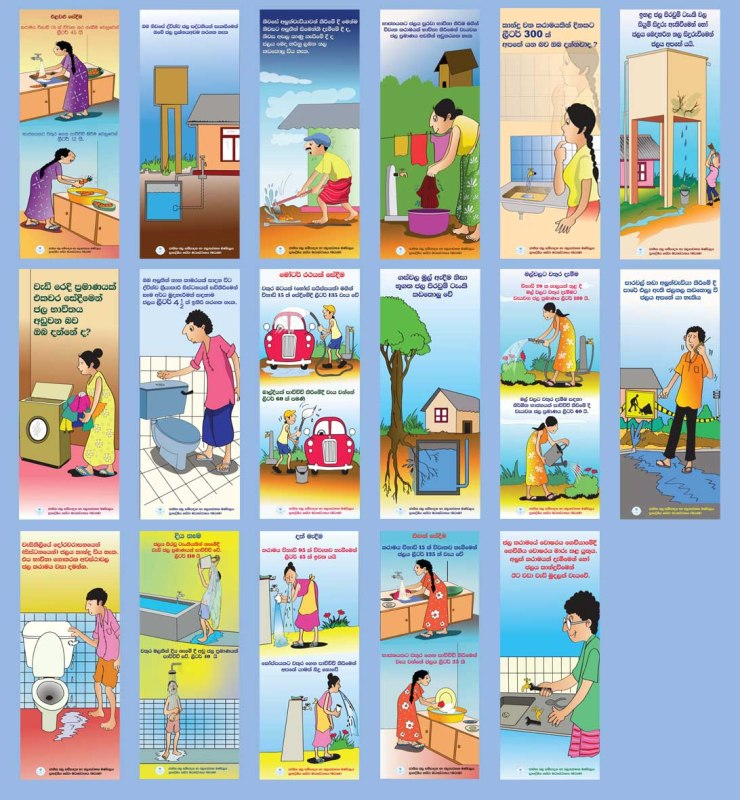 water conservation english This book contains 26 experiments and activities about water conservation, water   class set of colorful student books teacher's guide dvd in english and.