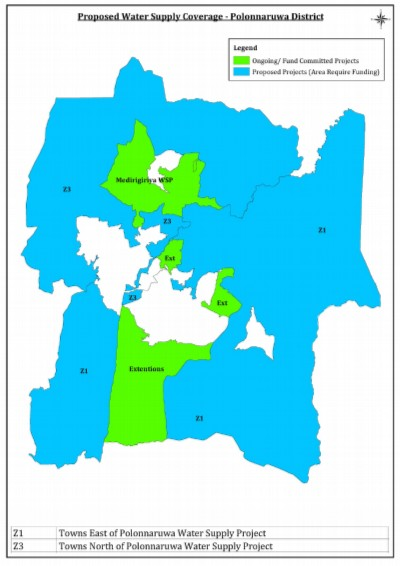 National water supply and drainage board water supply coverage maps altavistaventures Gallery